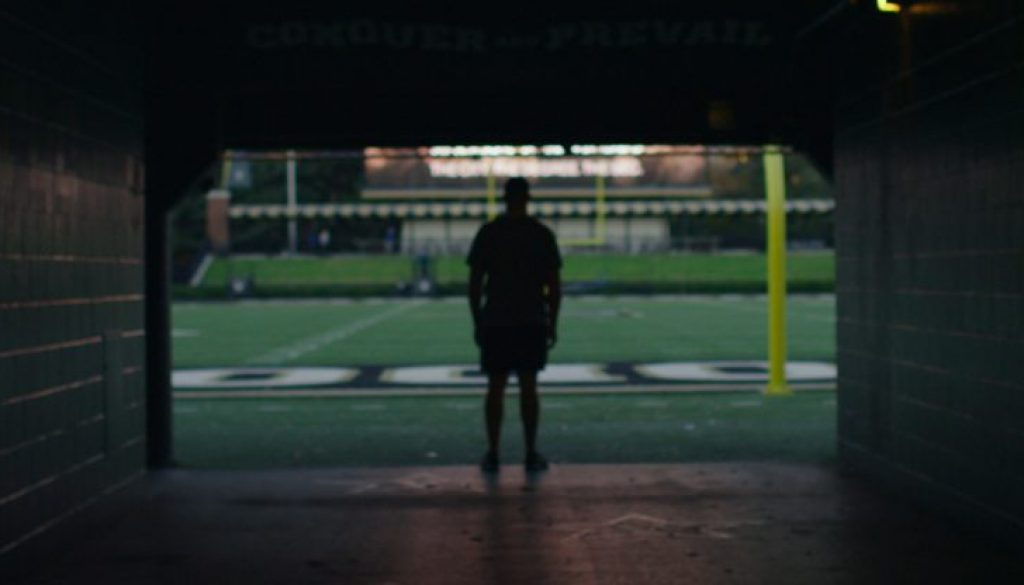 Alone in the game